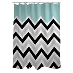 Shower Curtains - Black And White Decor