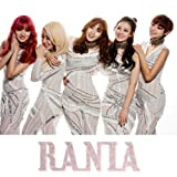 RaNia 2nd Mini Album - Just Go (韓国盤)