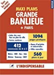 Maxi Plans Grande Banlieue + Paris