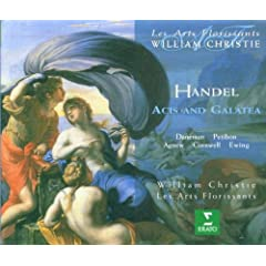 Handel: Acis and Galatea / Christie, Les Arts Florissants