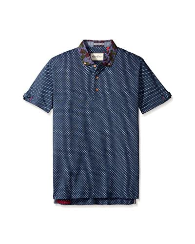 Robert Graham Men's Kelvin Short Sleeve Polo