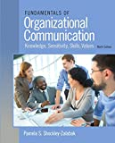 img - for Fundamentals of Organizational Communication (9th Edition) book / textbook / text book