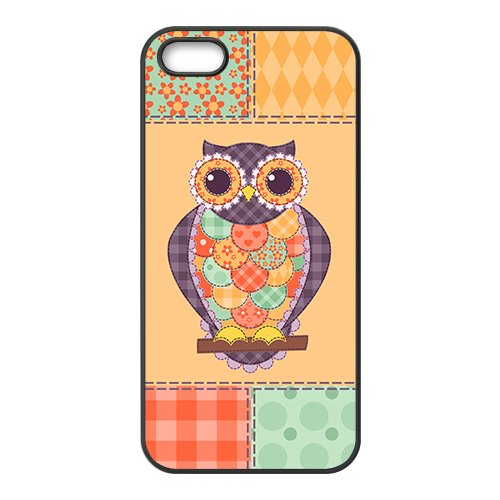 Fashion Night Owl Case For Iphone 5S