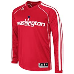 NBA Washington Wizards On-Court Shooting Jersey by adidas