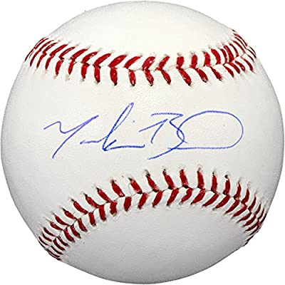 Mookie Betts Boston Red Sox Autographed Baseball - Fanatics Authentic Certified - Autographed Baseballs