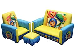 Nickelodeon 3 Piece Toddler Set Team Umizoomi Problem Solved