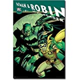 Batman and Robin (DC Comics) Art Poster Print