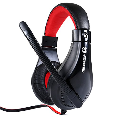 Marvo H8320 Wired Gaming Headphone Headset with Microphone