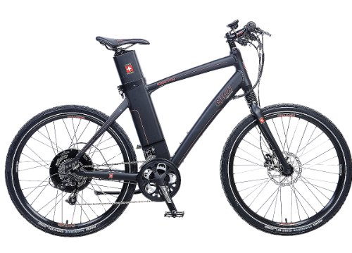 Long Range Electric Bike