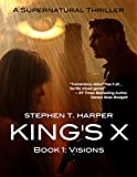 img - for King's X: Visions book / textbook / text book