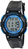 Timex Unisex TW5K84800M6 Marathon Digital Two-Tone Digital Watch with Textured Band