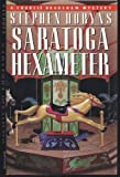 Saratoga Hexameter: A Charlie Bradshaw Mystery