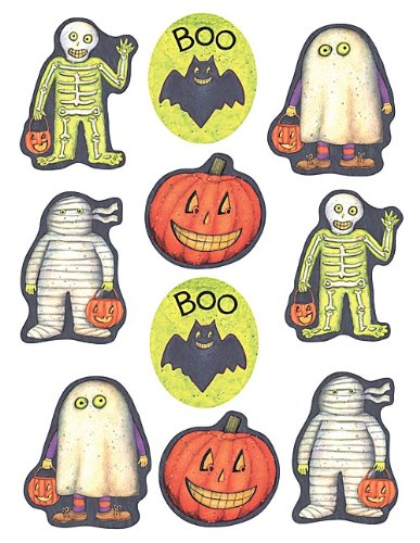 Teacher Created Resources Halloween Accents Pack from Susan Winget (4738) - 1