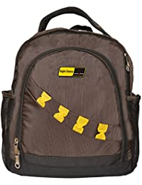 Right Choice Designer Laptop Backpack,brown, (RCB 214(2)