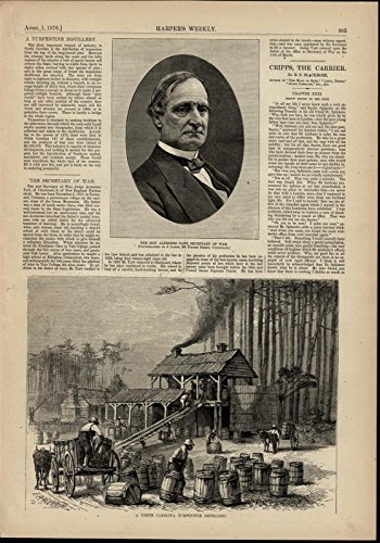 nc-turpentine-distillery-sec-of-war-taft-1876-great-old-print-for-display