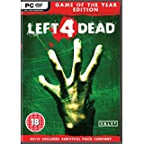 Left 4 Dead: Game of the Year Edition (PC DVD)by Electronic Arts