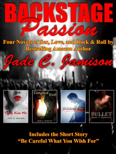 Backstage Passion by Jade C. Jamison