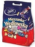 Wedel Dark Chocolate Covered Candies Variety, Mieszanka Wedlowska 490g/17.28oz