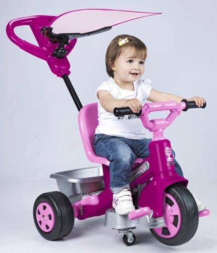 Imagen 6 de FEBER - Triciclo Baby Twist Niña (Famosa) 800007099