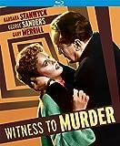 Witness to Murder [Blu-ray]