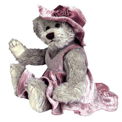 TY Attic Treasure - DARLENE the Bear - 1
