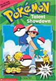 Pokemon Talent Showdown Number 14 (0439200903) by Tracey West