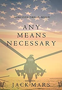 Any Means Necessary by Jack Mars ebook deal