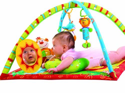 Tiny Love T9840 Tapis D Veil Gymini Sons Lumi Res Monkey Jouets Pour Enfants