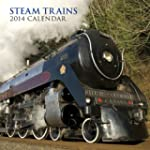 2014 Calendar: Steam Trains: 12-Month...