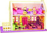 #5: Toyzone My Little Doll House, Multi Color