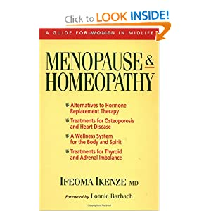 Menopause treatment with homeopathy