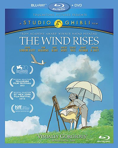 風立ちぬ 北米版 / Wind Rises [Blu-ray+DVD][Import]