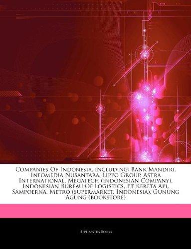 articles-on-companies-of-indonesia-including-bank-mandiri-infomedia-nusantara-lippo-group-astra-inte