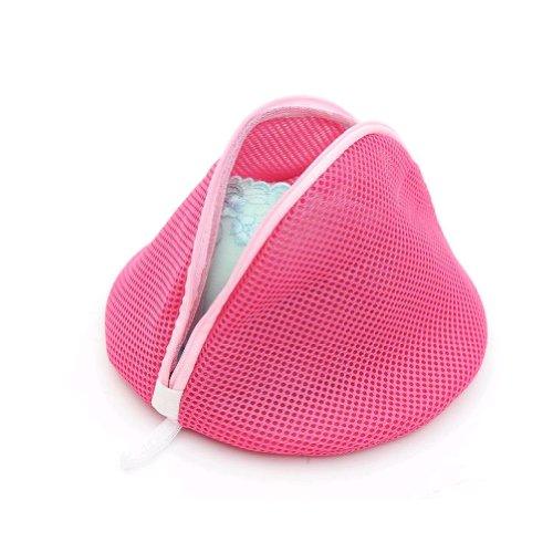Estone Women Bra Laundry Lingerie Washing Hosiery Saver Protect Aid Mesh Bag Cube front-283262