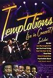 echange, troc The Temptations : Live in concert