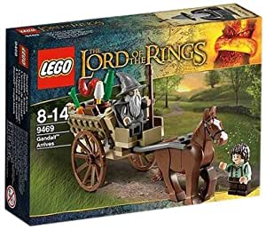 Lego The Lord Of The Ring - 9469 - Jeu de Construction - l'Arrivée de Gandalf