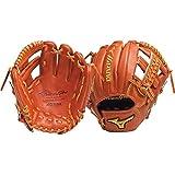 Mizuno GMP600 Pro Limited Edition Baseball Fielder's Mitt (Chestnut, 11.50-Inch, Right Handed Throw)