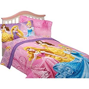 Amazon.com: Disney Princess Sparkling Elegance Full ...