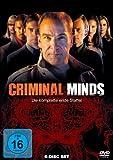 Criminal Minds - Die komplette erste Staffel [6 DVDs] title=