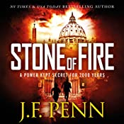 Stone of Fire: An ARKANE Thriller, Book 1 | [J. F. Penn]