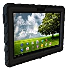 Gumdrop Cases Drop Tech Series for Asus TF300T Transformer Pad, Black (DT-ASUS300-BLK-BLK)