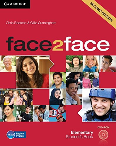 face2face. Elementary Student's Book (con DVD-ROM)