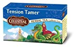 Celestial Seasonings Herb Tea, Tension Tamer, 20-Count Tea Bags (Pack of 6)