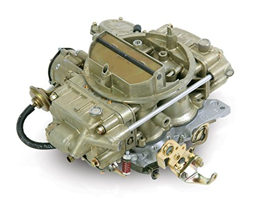 Holley 0-80555C Model 4175 650 CFM Spread Bore 4-Barrel Vacuum Secondary Electric Choke New Carburetor (450 Holley Carb compare prices)