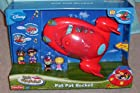 Fisher Price Disney Little Einsteins Pat Pat Rocket -- Based on TV Series -- NEW IN BOX!!!