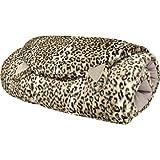 Mainstays Kids Faux Fur Sleeping Bag (Snow Leopard)