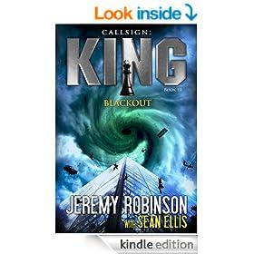 Callsign: King - Blackout (JACK SIGLER THRILLERS Book 8)