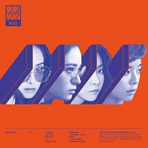 f(x) 4WALLS 4th アルバム ( CD+限定ミニフォト冊子2冊 )( 韓国盤 )( 初回限定特典12点 )(韓メディアSHOP限定)