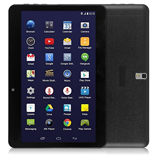 LLLccorp 10 inch Android 4.4 Quad Core 3G Phone Tablet 2GB Ram 32GB Rom Dual Camera Dual Sim Slot (Quad Core Android Tablet 2gb Ram compare prices)