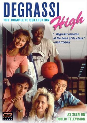 Degrassi High DVD